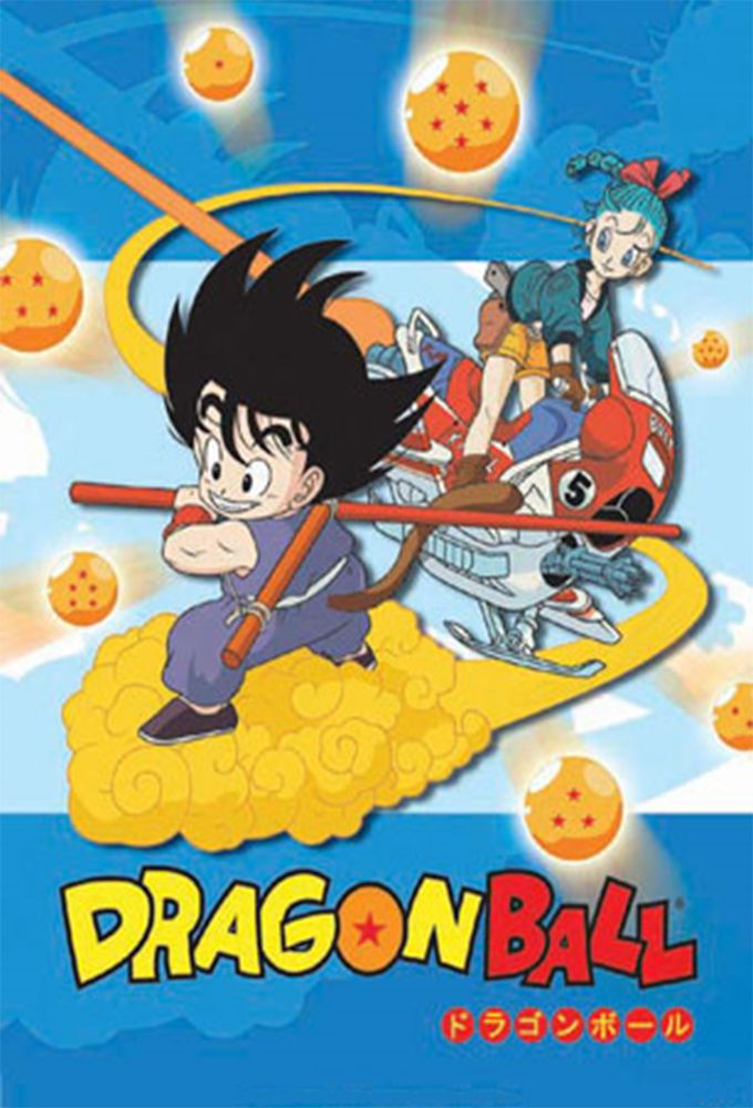Dragon Ball - Anime (1986)