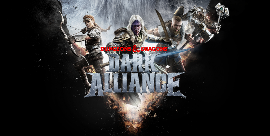 Dungeon & Dragons: Dark Alliance (2020)  - Jeu vidéo
