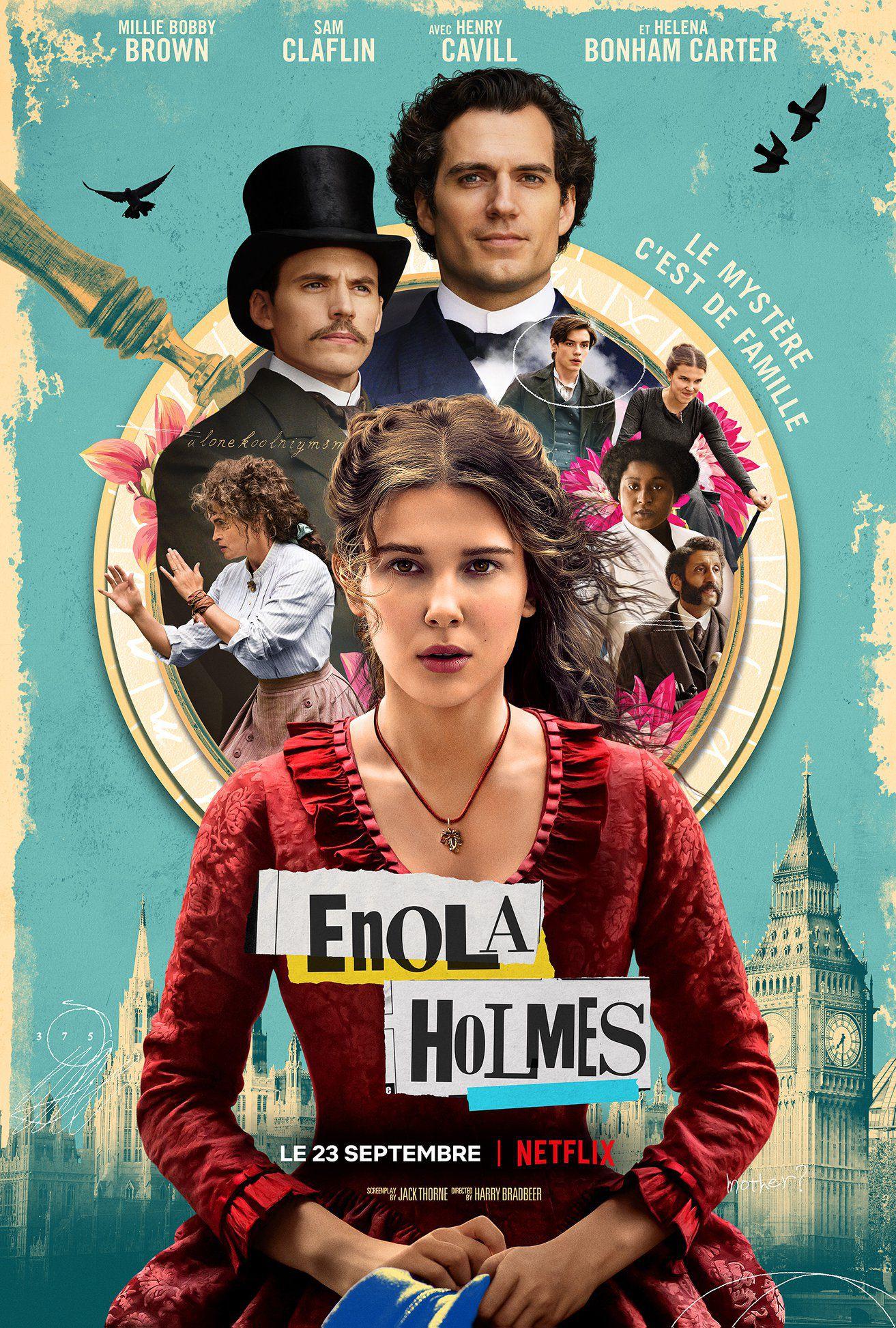 Enola Holmes - Film (2020)