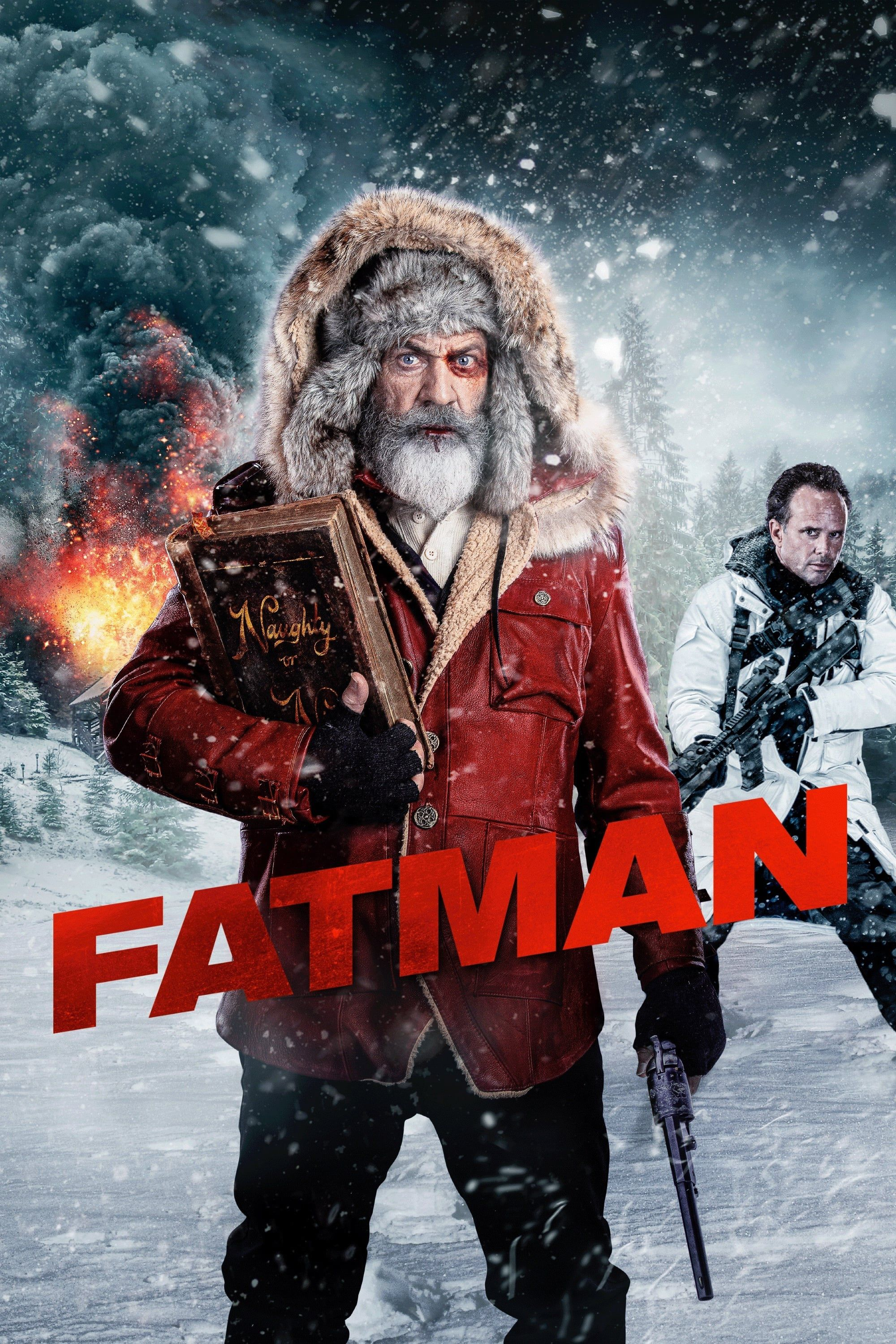 Fatman - Film (2020)