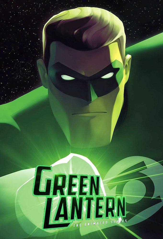 Green Lantern: The Animated Series - Série (2011)