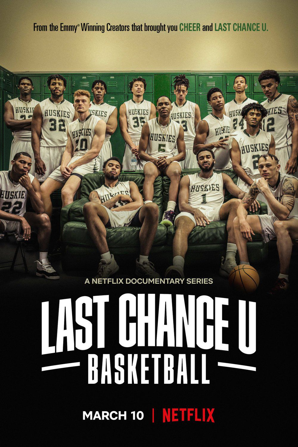Last Chance U : Basketball - Série (2021)