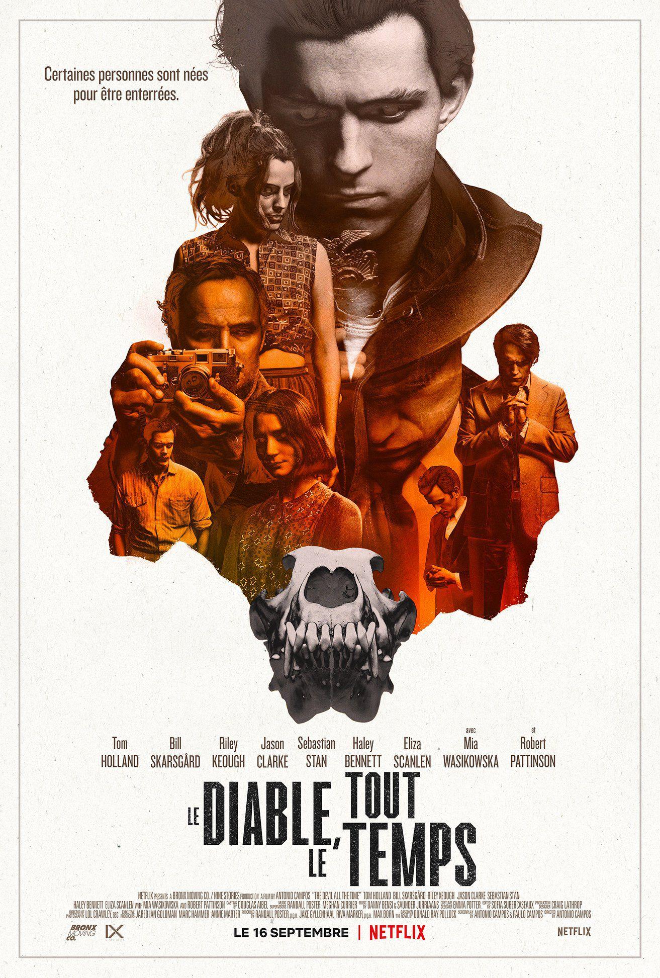 Le Diable, tout le temps - Film (2020)