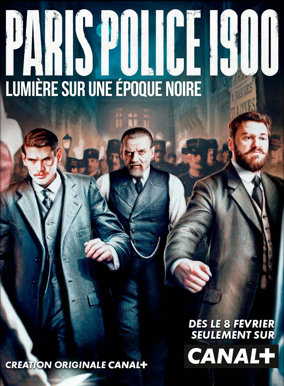 Paris Police 1900 - Série (2021)