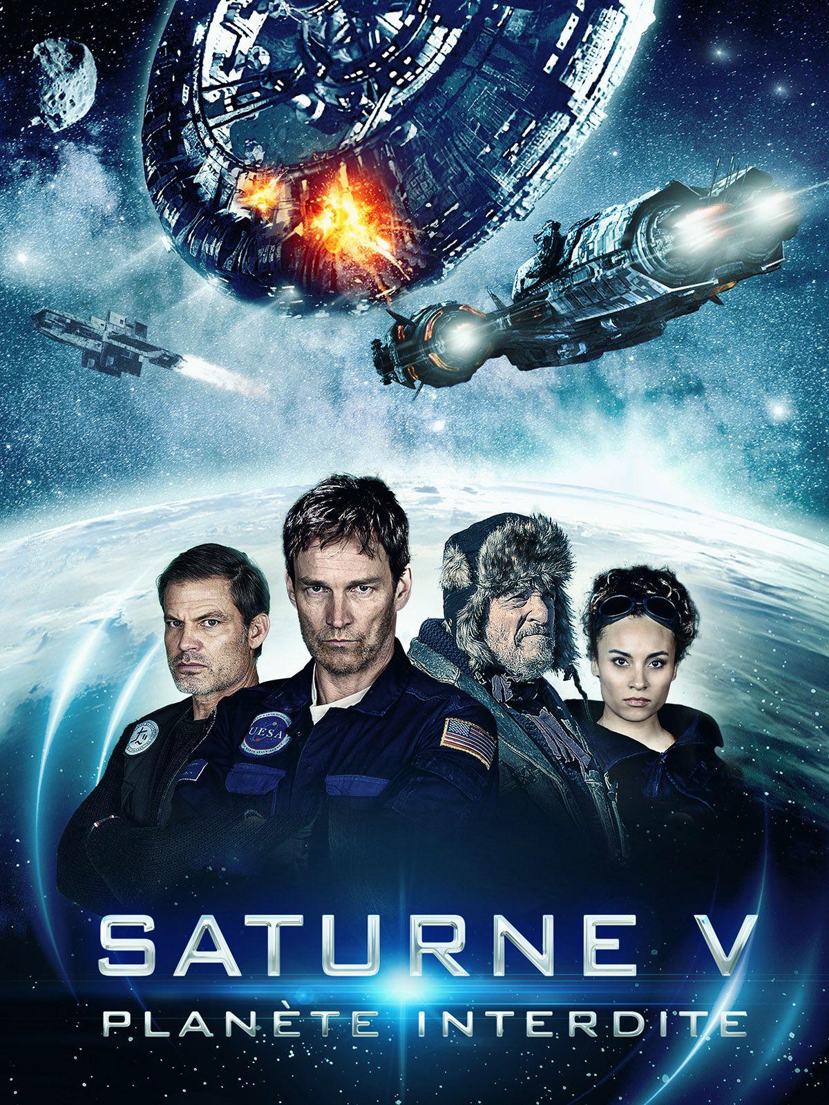 Saturne V, planète interdite - Film (2021)