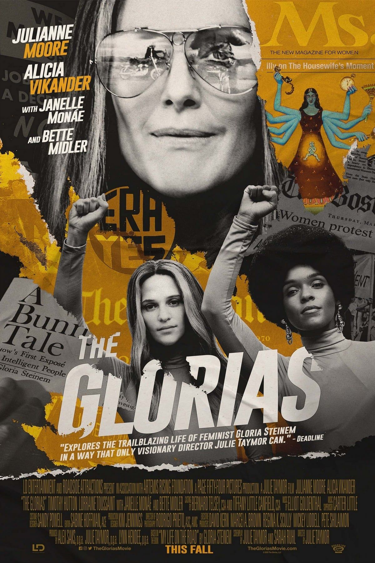 The Glorias - Film (2020)
