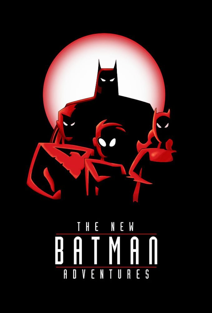 The New Batman Adventures - Dessin animé (1997)