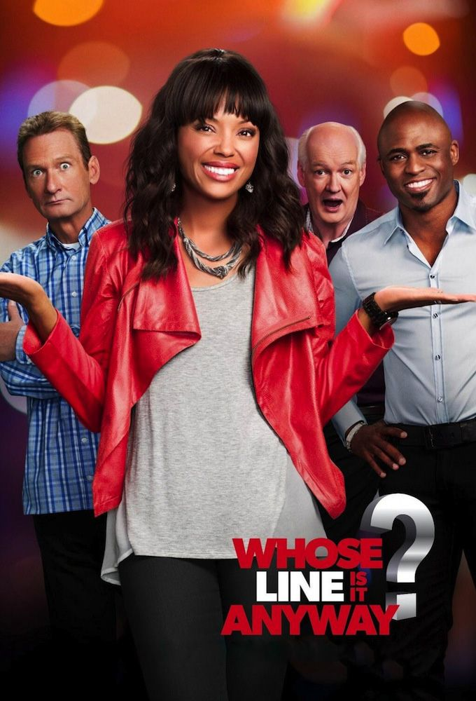 Whose Line Is It Anyway? - Série (1998)